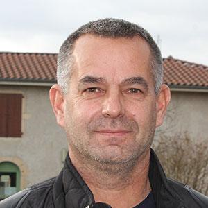 François GABILLET, Conseiller Municipal